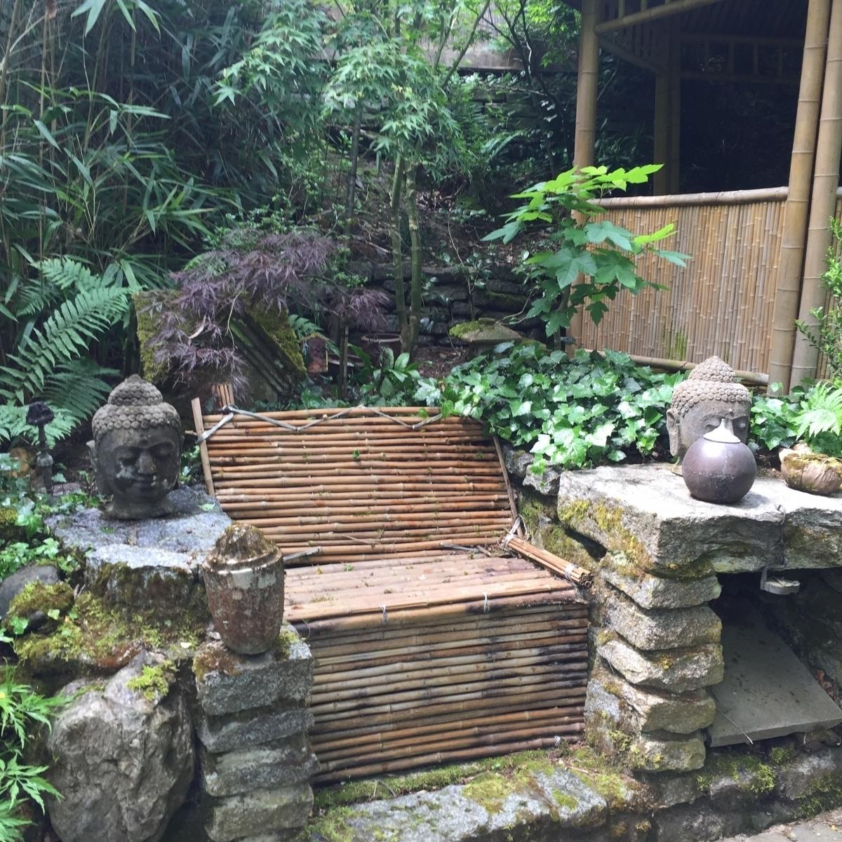 Asiatische Garten Garten Und Landschaftsbau Winter